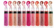 MAX FACTOR VIBRANT CURVE EFFECT LIP GLOSS - UNUSED TESTERS x 12
