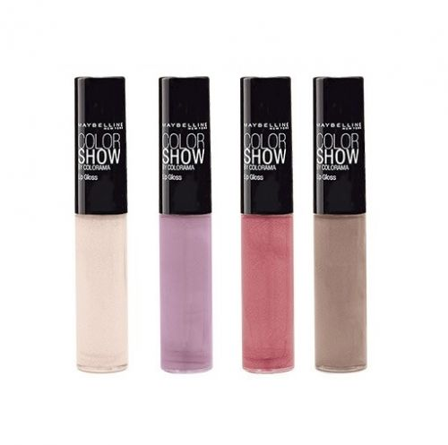 MAYBELLINE COLOR SHOW LIPGLOSS x 12