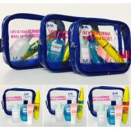 MAYBELLINE LIFE IS YOUR RUNWAY GIFT SET TRAVEL BAG x 3
