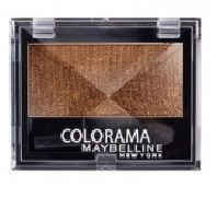 MAYBELLINE COLORAMA MONO EYESHADOW - 606 x 3