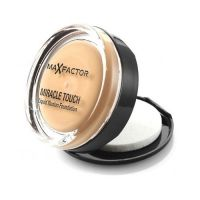 MAX FACTOR MIRACLE TOUCH FOUNDATION - BLUSHING BEIGE x 2