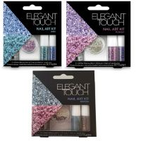 ELEGANT TOUCH NAIL ART KIT x 1