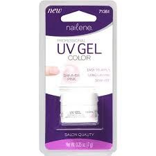 NAILENE UV GEL COLOR - PINK  x 1