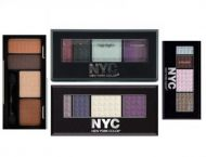 NYC METRO QUARTET EYE SHADOW x 6