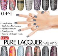 O.P.I SALON EFFECTS NAIL POLISH STRIPS x 500