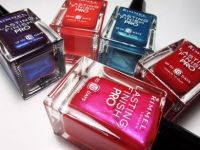 RIMMEL LASTING FINISH PRO NAIL POLISH - ASSORTED x 12