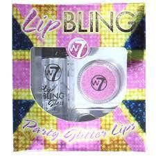 W7 LIP BLING - PINK ROSE x 6