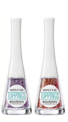 BOURJOIS MANUCURE TOPPINGS x 6