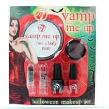 W7 VAMP ME UP HALLOWEEN MAKE UP SET x 2