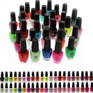 W7 NAIL POLISH JOB LOT - ASSORTED x 48