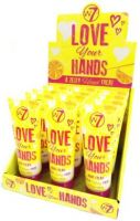 W7 LOVE YOUR HANDS HAND CREAM x 5