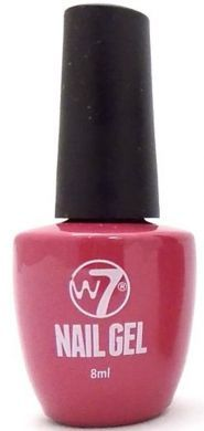 W7 GEL POLISH - GP13 RASPBERRY FOOL  x 1