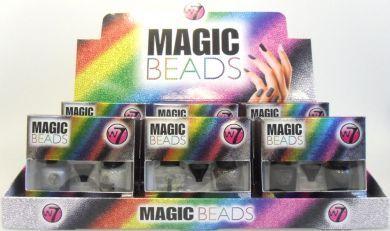 W7 MAGIC BEADS NAIL SET x 12