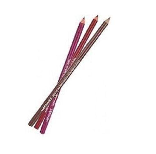 WET N WILD LIP PENCILS - BRICK RED  x 12