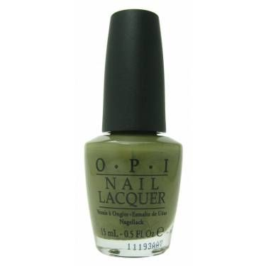 OPI NAIL LACQUER - UH-OH ROLL DOWN THE WINDOW x 1