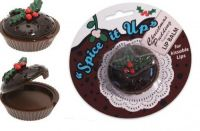 SPICE IT UP CHRISTMAS PUDDING LIP BALM x 6
