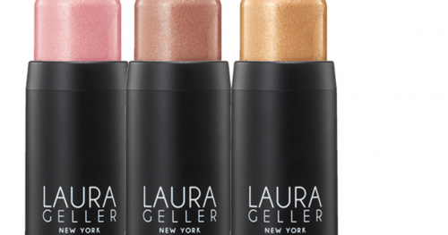 LAURA GELLER EASY  ILLUMINATING STICK x 3 - ETHEREAL, BALLERINA, GILDED HONEY