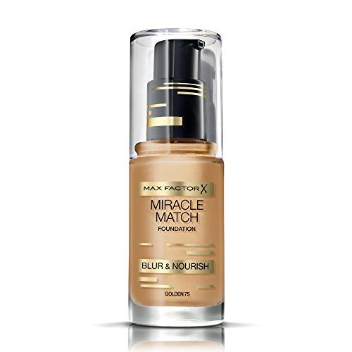 MAX FACTOR X MIRACLE MATCH FOUNDATION x 1 - Golden