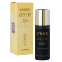 MILTON-LLOYD COSMETICS EDT FOR MEN - PURE GOLD BY MARY CHESS x 1