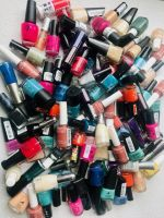 ASSORTED NAIL POLISH x 100