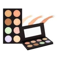 COLLECTION CONCEAL AND LIGHT LIKE A PRO PALETTE x 6