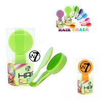W7 HAIR CHALK - 2 COLOURS X 6