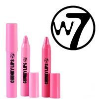 W7 CHUNKY LIPS ASSORTED x 10