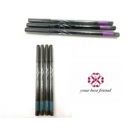 YBF INTENSE N' STAY EYELINER PENCILS - 2 SHADES x 6