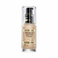 MAX FACTOR MIRACLE MATCH FOUNDATION BLUR & NOURISH x 6 Assorted